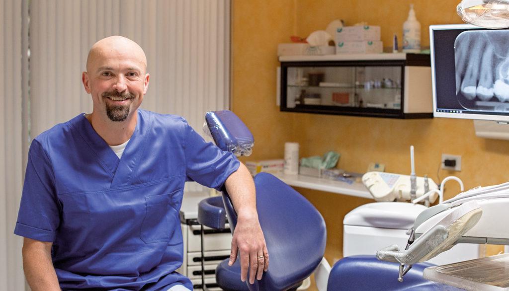 Dott. Danilo Amati odontoiatra Studio Dentistico Bianchini Rimini