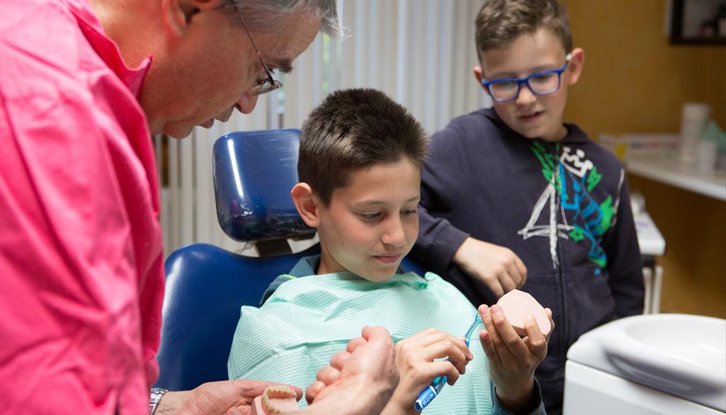 Igiene orale e pulizia dentale - Studio Dentistico Bianchini Rimini