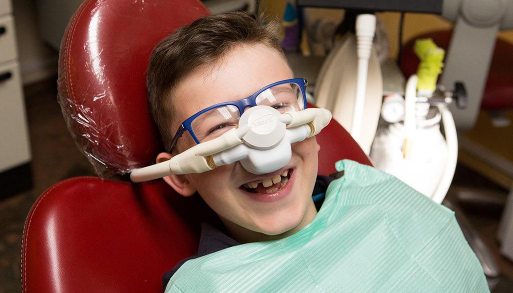 Sedazione cosciente con protossido d'azoto - Studio dentistico Bianchini